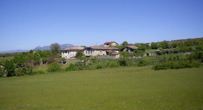 Valle Losa, terreno vista2