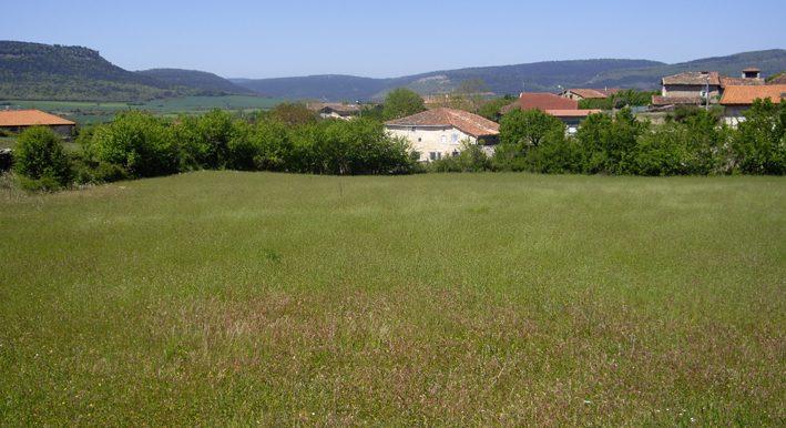 Valle losa, terreno vista 1