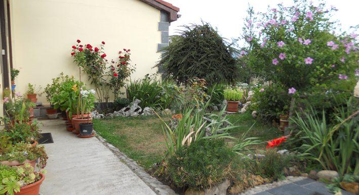 Zona Espinosa, jardin