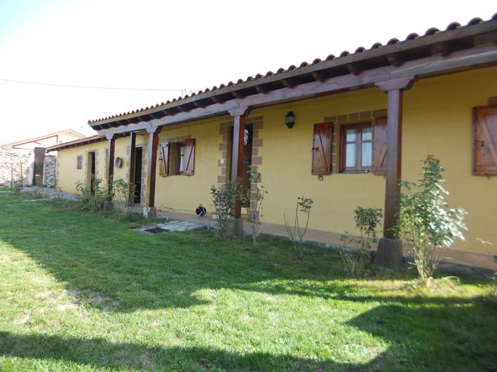 Valle Losa, casa con terreno
